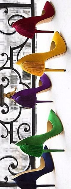 If the shoe fits get it in every color!