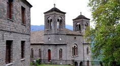 CHURCH OF SAINT GEORGE OF PYRSOGIANNI Religious Architecture, Saint George, Byzantine, Notre Dame, Saints, Greek, Christian, Building, Landscapes