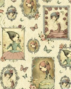 Mirabelle - Girlhood Dreams - Natural