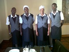 To run the best guest house - you need the best staff!