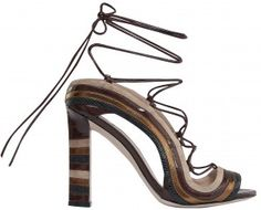 """Crazy Stripes"" Shoes"