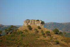 Sardegna-La cima del MONTE TEXILE, ad Aritzo