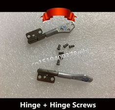 """New LCD Hinge For Macbook Pro 13.3"""" A1278 Left & Right Hinge + Hinge screw 2009 2010 2011 2012 year"""
