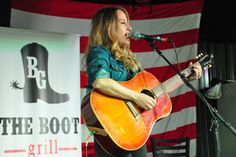 Margo Price at the Boot Grill for New From Nashville