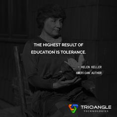 #HelenKeller #AmericanAuthor #quotesoftheday #quotes #inspirationalquotes #lifequotes #motivation #quotesforlife #morningquotes https://www.trioangle.com/airbnb-clone/ https://www.trioangle.com/uber-clone/