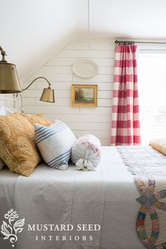 an inspired room - Miss Mustard Seed