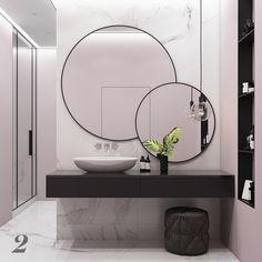 """ELLE Decoration Russia on Instagram: """"А это работы победителей конкурса Bathroom Biennale на @worldbuild_moscow. Поздравляем🎉🎈Больше фото и информации о работах конкурсантов…"""""""