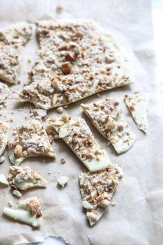 Horchata White Choco