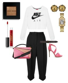 """""""INSTAGRAM :MUSEFASHIONLOVE💎FACEBOOK :MUSE LIFE💎WWW.THATMUSELIFE.WORDPRESS.COM"""" by muselife on Polyvore featuring NIKE, Dolce&Gabbana, Chanel, Lipstick Queen, Bobbi Brown Cosmetics, Billabong and Loewe"""