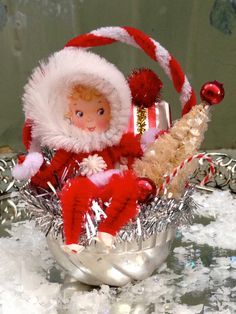 SaturdayFinds - Vintage-Inspired Gifts, Timeless Treasures and More!: Handmade Christmas Treasures
