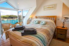 Cornwall Holiday Cottages Falmouth | River View