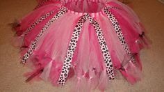 Knotted tulle and ribbon tutu diy tutu, tulle tutu, nifty crafts, diy c No Sew Tutu, Diy Tutu, Tulle Tutu, Nifty Crafts, Diy Crafts For Kids, Craft Ideas, Baby Crafts, Diy Ideas, Party Ideas