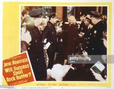 Will Success Spoil Rock Hunter lobbycard Jayne Mansfield 1957