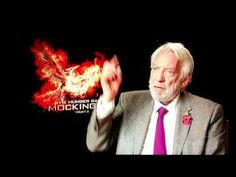 Donald Sutherland Explains The Real Meaning Of Hunger Games And Why Its Message Must Be Understood |