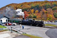 cass scenic railroad - Pixdaus