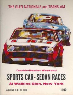 1969 GLEN NATIONALS & TRANS-AM