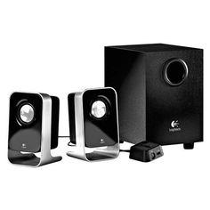 Logitech Ls 21 2.1 Multimedia Speakers