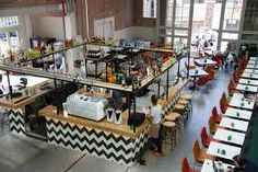 de foodhallen amsterdam Amsterdam City Guide, New Amsterdam, Restaurant Concept, Restaurant Bar, Santa Lucia, Coffee To Go, Coffee Shop, Hotel Food, Lunch Room