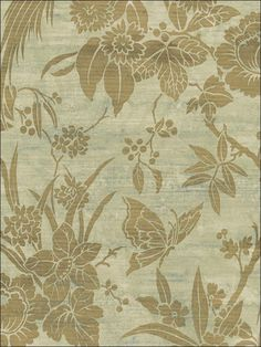 wallpaperstogo.com WTG-039826 Norwall Silks and Satins Wallpaper