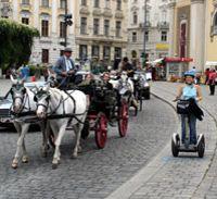 Vienna City Segway Day Tour, Austria