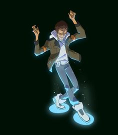 Lance Dance Revolution