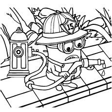 Top 35 Despicable Me 2 Coloring Pages For Your Naughty Kids Minion Coloring Pages Minions Coloring Pages Free Coloring Pages