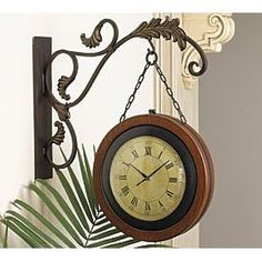 Antique Wall Clocks Large Picture for basement (behind the bar)