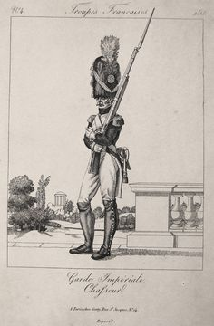 chasseur-c3a0-pied-genty-1815.jpg (1205×1840)