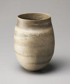 "PHILLIPS : NY050109, Jennifer Lee, ""Asymmetric Rust with Speckles"" pot"
