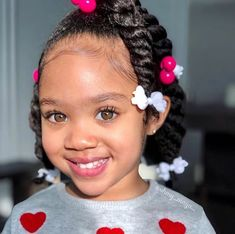 Do you think Maya's eyes are light brown or Hazel? I usually say light brown but in direct light, idk! I asked via stories this week and… Box Braids Hairstyles, Mixed Kids Hairstyles, Natural Hairstyles For Kids, Natural Hair Tips, Natural Hair Journey, Cute Hairstyles, Natural Hair Styles, Hairdos, Toddler Boy Haircuts