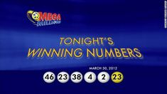 Mega Millions Winning Numbers for February 2020 - WXXV 25