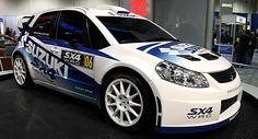 Suzuki Rally Car