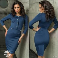 ⚜Free shipping around the world within 14-30 days. Dress, blue dress