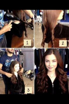 Quick Easy Curls