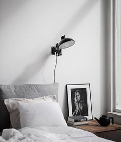 Bedtime cosy  That lamp - The classic Scissor...