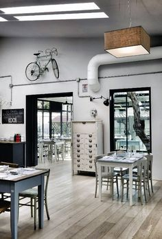 Design | Restaurant In Rome