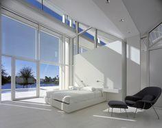Neugebauer House – Richard Meier & Partners Architects