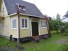 rintamamiestalo mallit - Google-haku Scandinavian Cottage, Cabin Fever, Haku, Shed, Outdoor Structures, Traditional, House, Google, Home