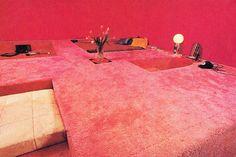 b22-design:  Quasar Khanh - 1970s Bedroom interior