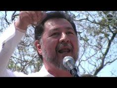 Discurso de Fernández Noroña en protesta vs Obama.