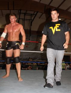 The sons of WWE Hall of Famer Kevin Von Erich, Marshall & Ross Von Erich, will be appearing at TNA's Slammiversary pay-per-view in Dallas, Texas on June 15 according to a report by Mike Johnson. Description from wrestlingnewscenter.blogspot.com. I searched for this on bing.com/images