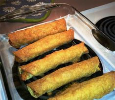 SIMPLY FILLING- Chicken Chimichangas Makes 6 chimichangas WW Simply Filling: 0