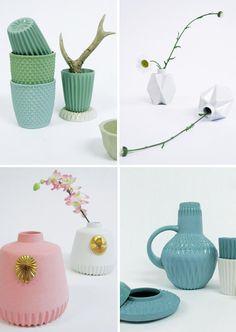 cool pottery.  Lenneke Wispelwey