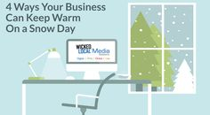 4 Ways Your Business Can Keep Warm On Snow Days | Wicked Local Media Solutions  http://www.wickedlocalmediasolutions.com/blog/4-ways-your-business-can-keep-warm-on-snow-days