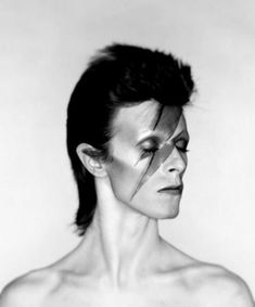 "vezzipuss.tumblr.com — David Bowie, Alladin Sane"", Outake, Photo @ Brian..."