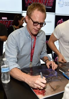 Comic-Con 2014 - Avengers: Age of Ultron /  Paul Bettany