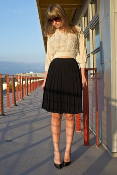 This skirt in corral <3