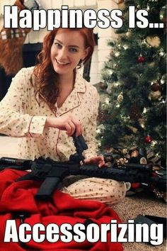 AR-15.  Barbie doll of guns.  So many accessories, so little time!
