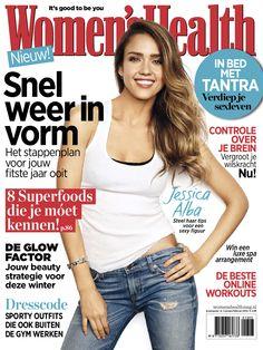 Nummer 3 van de Nederlandse health glossy Women's Health is verschenen! Waarin Jessica Alba vertelt over puur eten, familie en haar immer slanke figuurtje. Met tips voor een perfecte balans tussen wat je eet en de sportschool, en met een herontdekking van superfoods 1.0 en tot slot: stomen tussen de lakens met tantra seks. Tijdschrift digitaal verkrijgbaar via de #BrunaTablisto app.