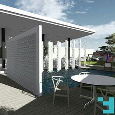 Projeto de Arquitetura Comercial - Chácara EP , Goiânia-Go. #issoéFORS #Fors #Ideias #Arquitetura